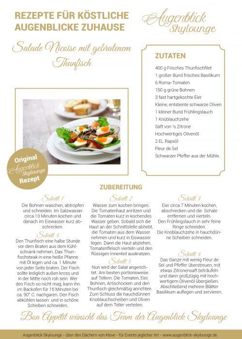 Augenblick-Skylounge_Kleve-Rezepte_Salade Nicoise